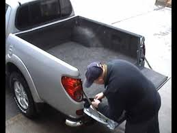 Bed Rug Liner Bedrug Fitting To A Mitsubishi L200 Long Bed Bed Rug Are The No 1