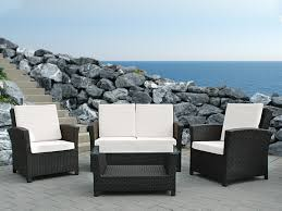 Outdoor Rattan Garden Furniture by White Wicker Garden Furniture Moncler Factory Outlets Com