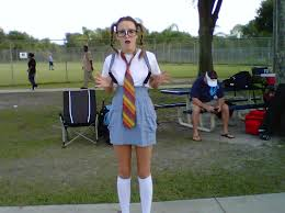 nerd costumes for halloween driving three prince girls mckenlee u0027s halloween tournament