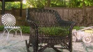 How To Fix Wicker Patio Furniture - video restoring rusty outdoor furniture martha stewart