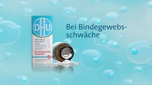 bindegewebsschwäche homöopathie pharmeo dhu silicea pentarkan für das bindegewebe