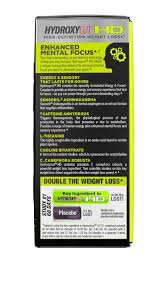 amazon com hydroxycut hd high definition weight loss 60 liquid