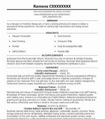 Entry Level Phlebotomy Resume Examples by Entry Level Resume Templates To Impress Any Employer Livecareer