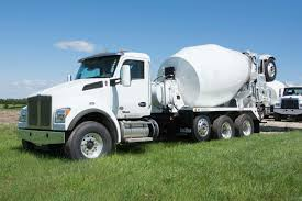 kenworth concrete truck con tech and kenworth donate second mixer truck for cim world of