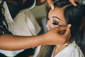 traveling makeup artist bridal services kana brown s beauty room
