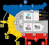 miami airport terminal map save up to 85 on miami airport parking