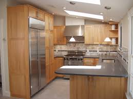 G Shaped Kitchen Designs Kitchen Room Design Beauty White Kitchen Decor Brown Textured