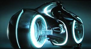 Tron Legacy Light Cycle Sdcc 09 Tron Sequel Becomes Tron Legacy Check Out The New Pics