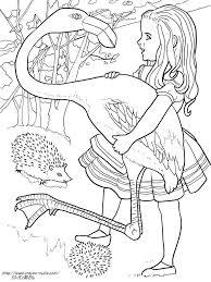 alice in wonderland coloring book review alice s adventures in