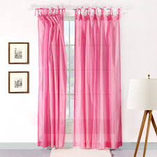 Light Pink Curtains by Accessories Drop Dead Gorgeous Kid Bedroom Decoration Using