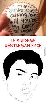 Gentlemen Meme Face - the supreme gentleman approves of this by lesupremegentleman meme