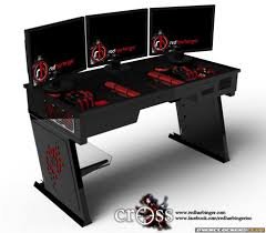 computer table 30 sensational computer desks for gamers images
