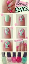 easy step by step spring nail art tutorials for beginners
