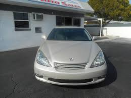lexus of fort myers jobs 2004 lexus es in florida for sale 70 used cars from 700