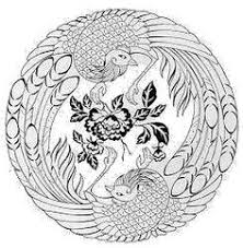 japanese dragon coloring pages dragon tattoo coloring design