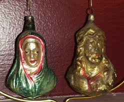 antique christmas blog golden glow of christmas past