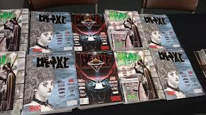 nine inch nails comic and more in heavy metal magazine u0027s music special