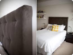bedroom amusing diy upholstered diamond tufted headboard diy
