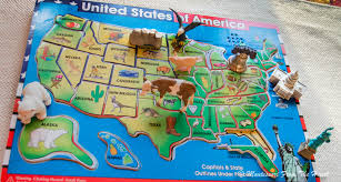 us map puzzle interactive united states map puzzles montessori from
