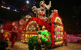 New Year Bay Decoration Themes by Hong Kong Chinese New Year Hong Kong Tourism Board