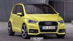 future audi audi a2 future successor rendered looks perfectly viable to us