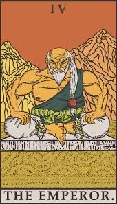 street fighter tarot the emperor by sayianianian deviantart com