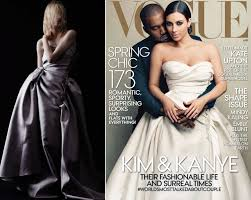 Kim Kardashian Vanity Fair Cover Kim Kardashian Dresses Vogue Us April 2014 Most Controversial