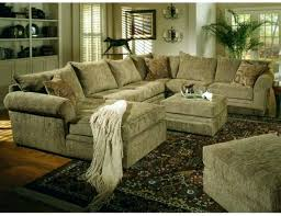 Chenille Sectional Sofa Chenille Sectionals Axis 2 Sectional In Chocolate Chenille