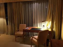 hotel review conrad singapore hungry for points