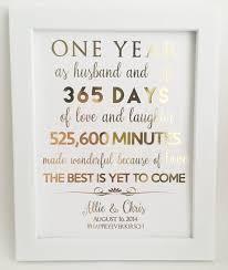 1st year anniversary ideas 1st wedding anniversary ideas
