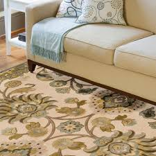 Brown And Beige Area Rug Floor Enjoyable Home Depot Area Rugs 9x12 With Classic Rugs