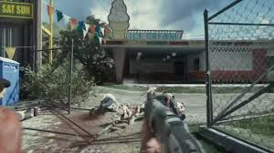 zombies attack of the radioactive thing special melee weapons
