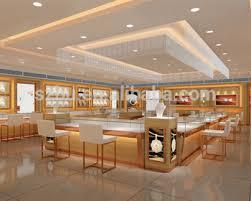 Jewelry Shop Decoration 3d Rendering Jewellery Shop Interior Design Jewellery Shop