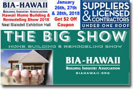home design and remodeling show promo code bia home building remodeling show 2018 coupon discount kaimuki