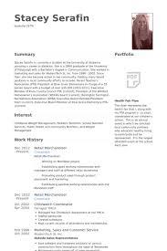 Retail Sales Representative Job Description Resume by Merchandiser Resume Samples Visualcv Resume Samples Database