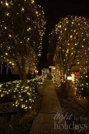 Tasteful Outdoor Christmas Decorations - top 46 outdoor christmas lighting ideas illuminate the holiday