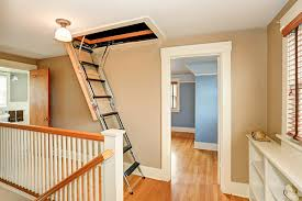 how to replace attic ladder diy tutorial home matters ahs