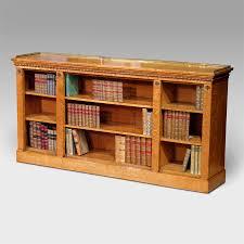 Break Front Bookcase Antique Dwarf Bookcase Antique Breakfront Bookcase Antique Open