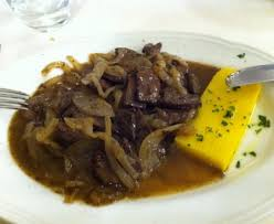 cuisiner le foie de veau foie de veau vénitienne recette de foie de veau vénitienne