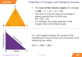 learnhive cbse grade 6 mathematics shapes triangles