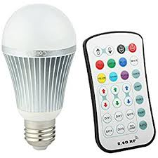 color changing light bulb with remote imountek e27 led light bulb with remote control led color changing