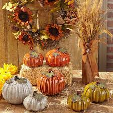 Fall Harvest Decorating Ideas - fall harvest decor from tuesday morning seektheunique