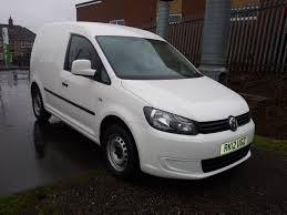 used volkswagen caddy 1 6 tdi 75ps van for sale in sheffield
