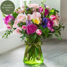 mothers day flowers s day bouquet s day flowers the real flower company