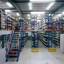 multi tier shelving warehouse shelving solutions avanta uk