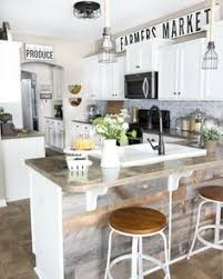 Modern Farmhouse Kitchens Farmhouse Kitchens Black And White Pendants And Modern Farmhouse