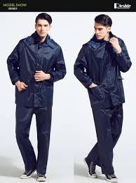 waterproof bike suit outdoor waterproof jacket motorcycle rainwear travel raincoat men