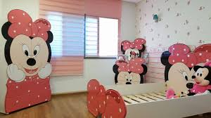 chambre minnie mouse décoration chambre minnie mouse lit junior 110 140 élément 2porte