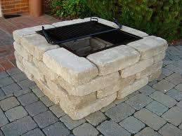 Brick Firepit Awesome Pit Brick Pit Bricks Pit Grill Ideas