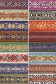 200 fair isle motifs a knitter s directory from knitpicks